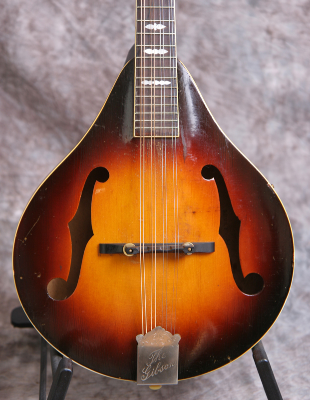 1937 gibson a50 mandolin. Black Bedroom Furniture Sets. Home Design Ideas