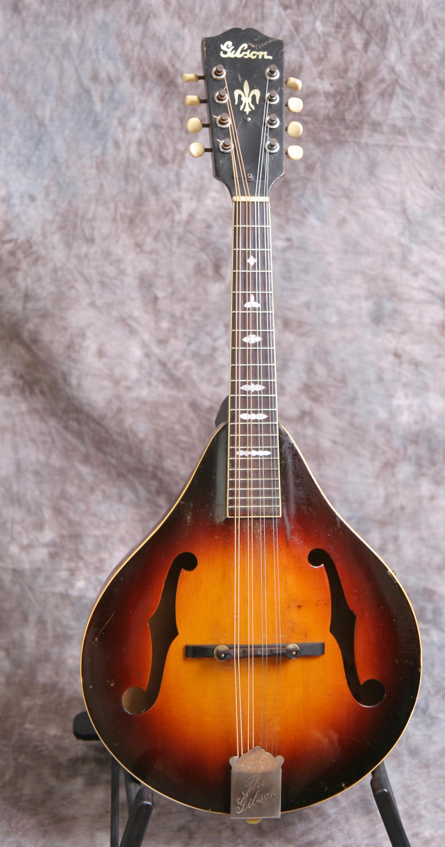 1937 Gibson A50 Mandolin