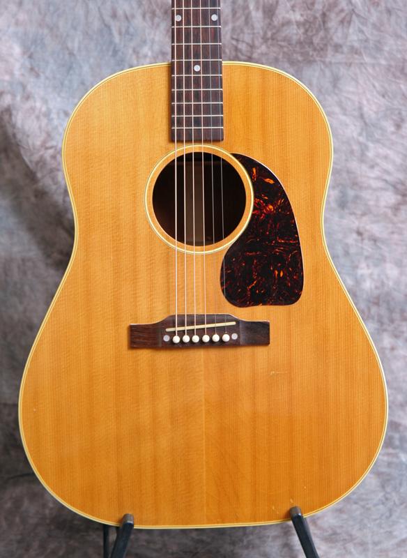 A Minor Guitar >> 1955 Gibson J50 Guitar