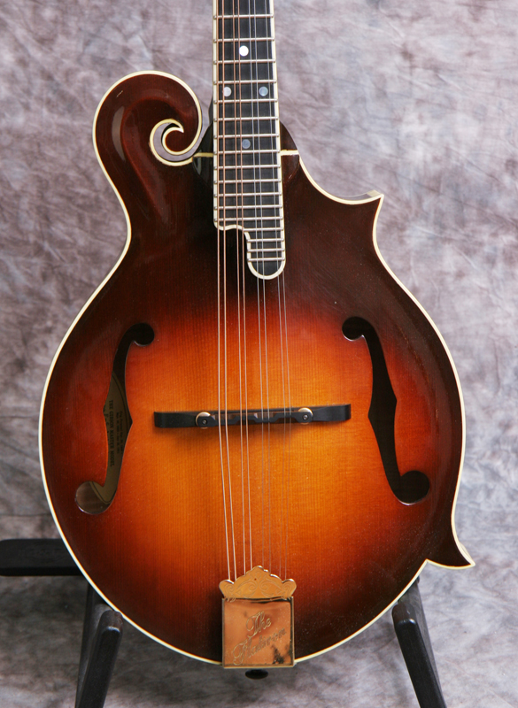 dating flatiron mandolins